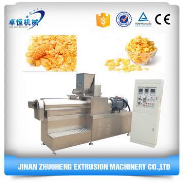 Automatic Corn flakes Breakfast cereals machine