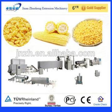 Top sale High nutritional Breakfast Cereals production line/ Core flakes processing line