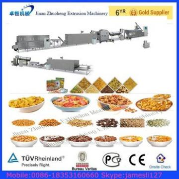 Crispy Corn Flakes/breakfast Cereals Making Machine/peoduction Line