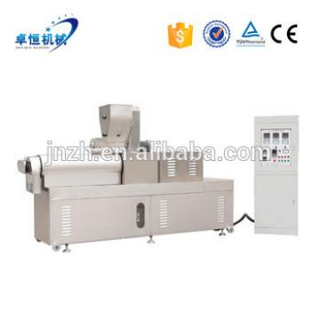 Multifunction Corn Flakes Breakfast Cereal Production Line
