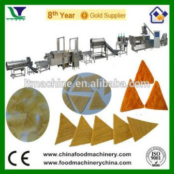 Breakfast Cereals Flakes Extruding Process Line