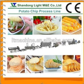 Automatic Stainless Steel Potato Chips Making Machine For Sale
