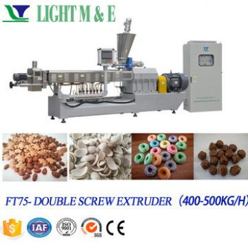 High quality Corn flakes machinery price