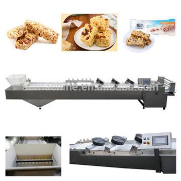 granola bar making machine rice popcorn candy cutting machine