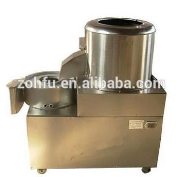Hot sale pringle potato chip making machine, peeling and cutting potato spiral potato cutting machine