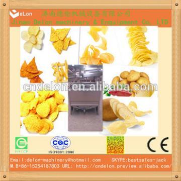 Potato snack Crisp making machine