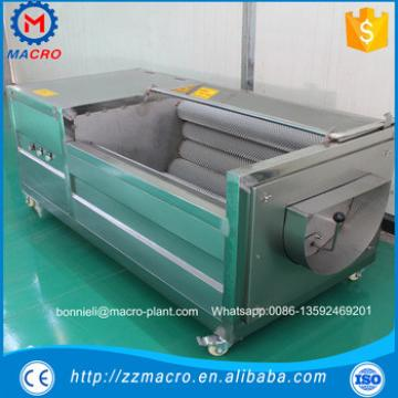 stainless steel small scale chips making machine/potato chips french fries production line