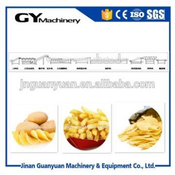Small potato chips machine/ small potato chips production line/ french fries potatoes making line