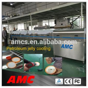 Reliability Universal CFC-free Insulation potato chips making equipment Cooling Tunnel For Production Line