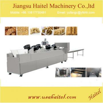 Automatic Multi-function Healthy Nut Granola Bar Snack Making Machine