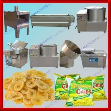 0086 13592420081 food processing plant stainless steel plantain chips making machine
