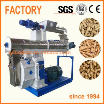 CE Turnkey Poultry Animal Pellet Feed Making Machine