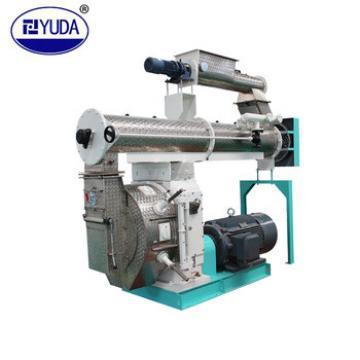 YUDA SZLH508 animal feed granulator - chicken/pig feed pellet making machine