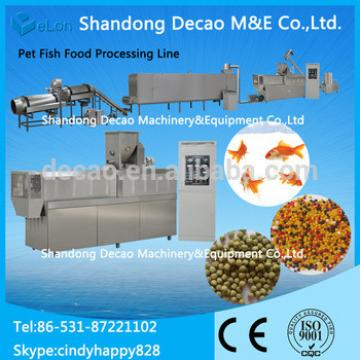 Chewing/Jam center pet food production line