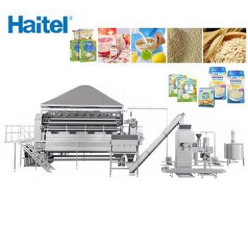 Cost saving corn flakes processing machine breakfast corn flake maker