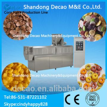 Kelloggs fruit loops food extruder machine