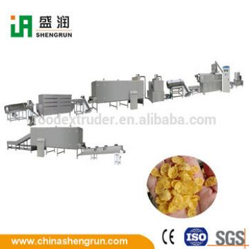 Breakfast Cereal Sancks Corn Flakes Machinery Manufacturers
