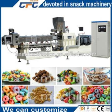 Puff Food On Sale Breakfast Flakes Food Machine