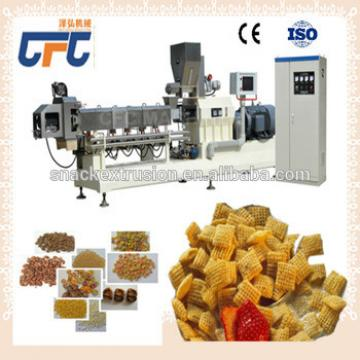 big capacity 250~300kg/h bulk corn flakes machinery