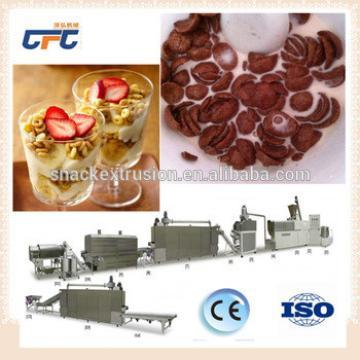 breakfast cereal corn flakes/corn flake/rice flakes machinery