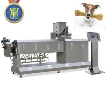 Hot sale dog chew food machinery best Price
