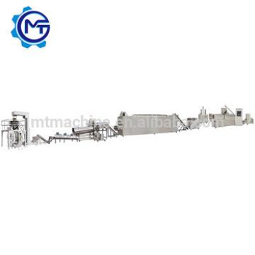 Puffed Snack Extrusion Breakfast Cereal Making Machine