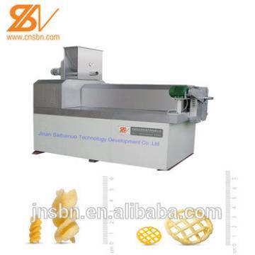 Automatic 120kg/h Pellet Chips Processing Machines