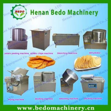 BEDO Fried Potato Chips/Stick Making Machine/Production Line