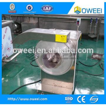 High efficiency fresh pringles potato chips making machine