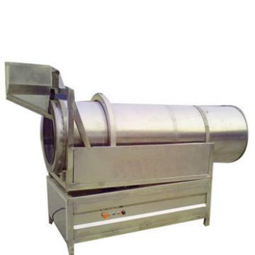 Potato Chips Single-Drum Flavoring Line Snack Making Machine