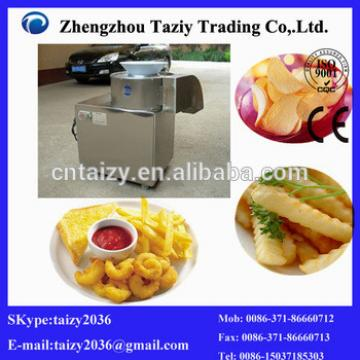 French fried making machine line | fresh potato cutting machine | Fresh Potato chips making machine
