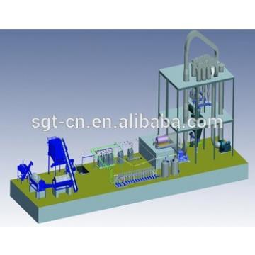 automatic potato starch making machine/machinery/processing line/making machine