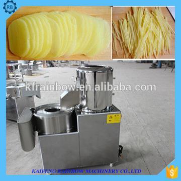 Electrical Manufacture Potato Chip Make Machine frozen french fries machinery
