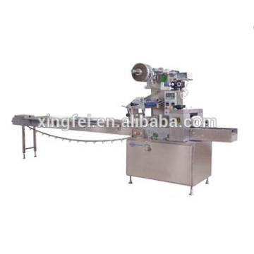 Automatic granola bar flow packing machine