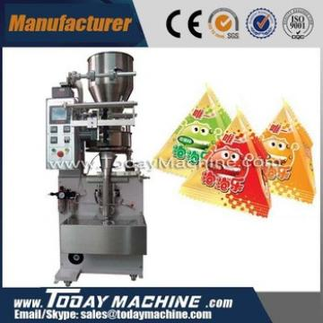 chocolate candy bar wrapping machine/flow packaging machine