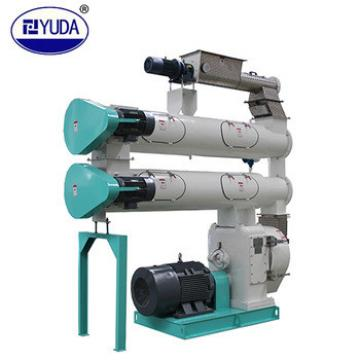 YUDA SZLH508 B2 fish/shrimp/crab feed pellet making machine