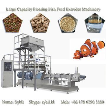 CE Standard Automatic Large Capacity hot sale animal feed pellet machine