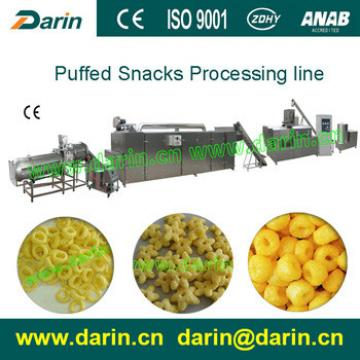 Newly Designed puffed corn snacks making machine