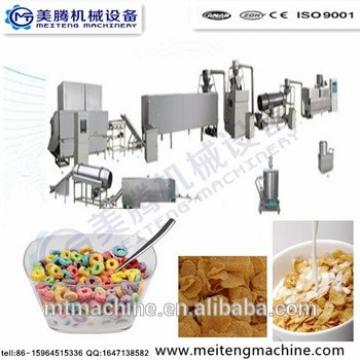 Breakfast cereals machine/corn flake making machine/processing/production line