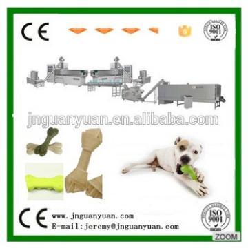 HOT selling Pet Chewing / Pet Treats Food Machine / pet food extruder machine