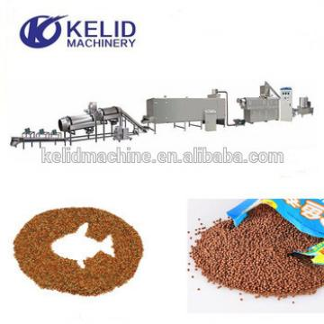 New Condition floating fish feed pellet making machine