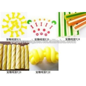 DPS-100 new condition chewing pet food/dog food making machine /processing equipment/making plant