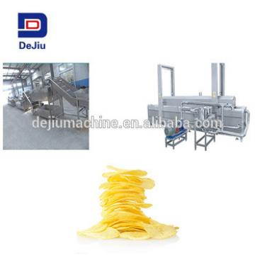 Best Price Automatic Fried Potato Chips Making Machine/fully automatic potato chips production line