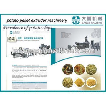DP70 potato /corn chips frying machine/equipment /manufacture factory in china