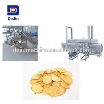 Best price hot sale potato chips making machine