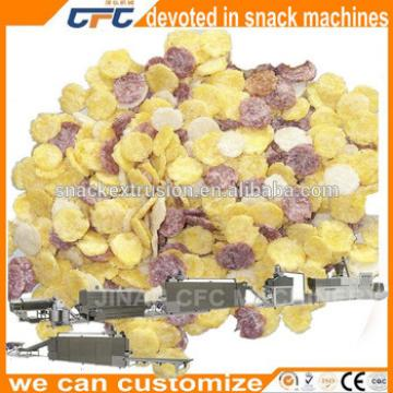 industrial cost-effective corn flakes manufacturing plant/machinery