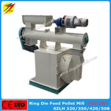 Corn Soybean Rice Hull Animal Feed Pellet Machine for poultry