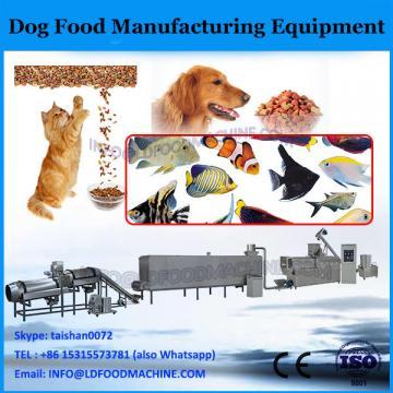 Manufacturer provides Pet food processing equipments dog food machine.