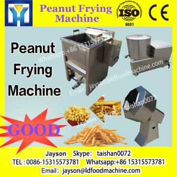 Groundnut Peanut Electric Fried Machine Plantain Banana Deep Frying Equipment Potato Chips Gas Fryer