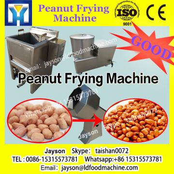 Gas Heating Groundnut Fryer Broad Beans Production Line Potato French Fries Deep Frying Banana Plantain Chips Making Machine